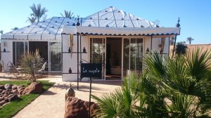 ENTREE LA ROYALE - Villa de luxe en location à Marrakech